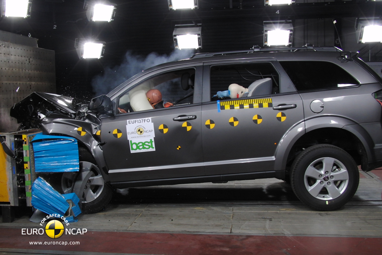 Five Star Automotive >> Fiat Freemont Scores Five Stars at Euro NCAP Tests - autoevolution