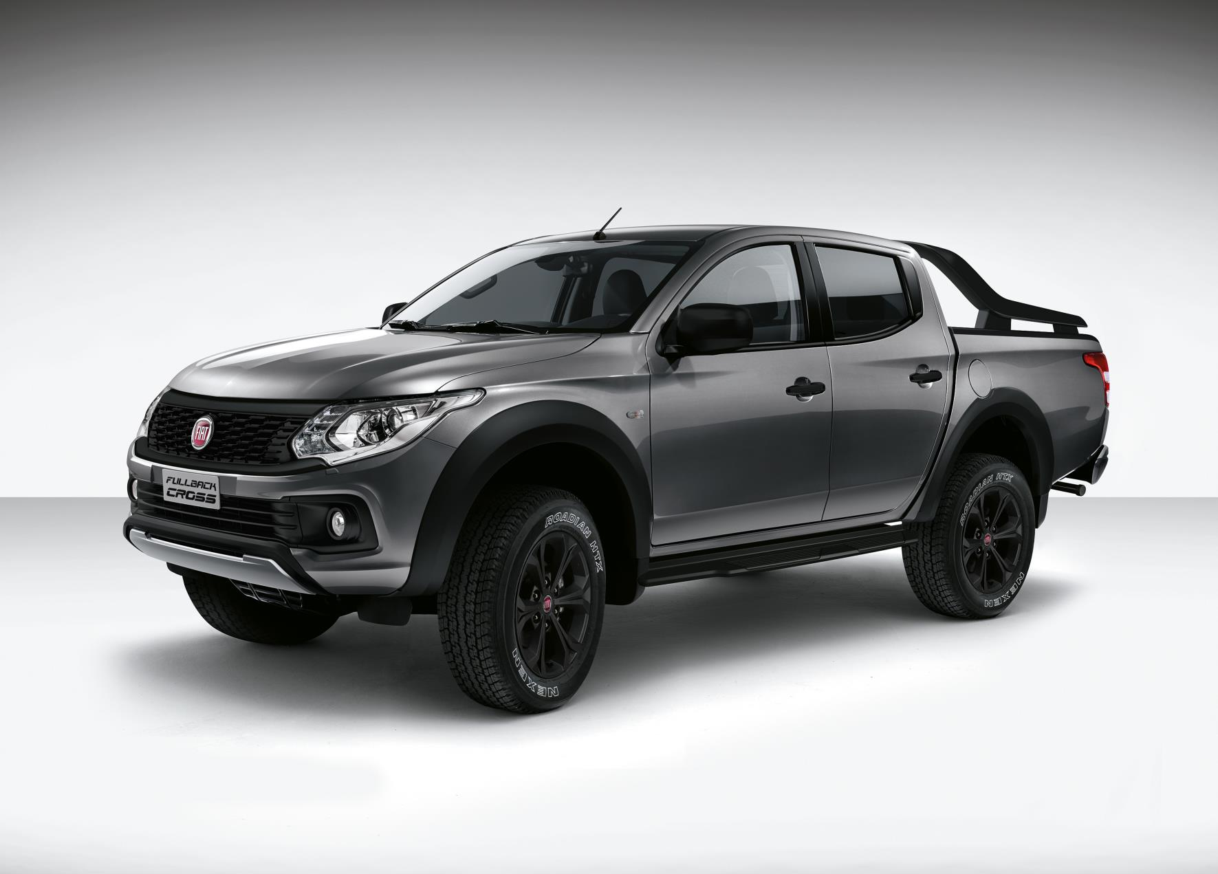 fiat fullback pickup gets the cross treatment autoevolution. Black Bedroom Furniture Sets. Home Design Ideas