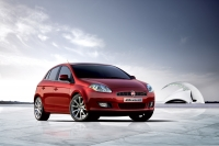 Fiat Bravo is one of the models to be produced in China