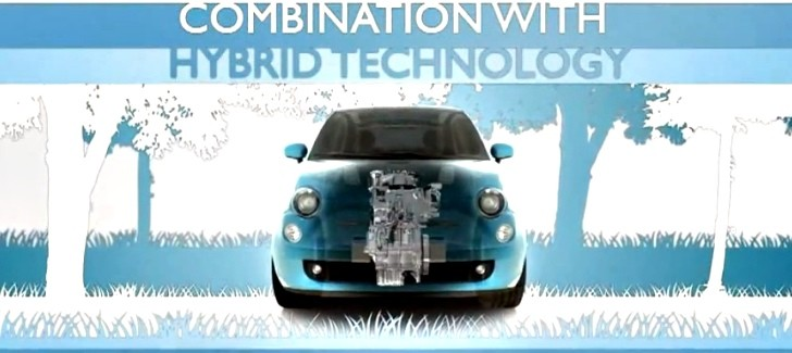 Fiat Hints at Twin-Air Hybrid