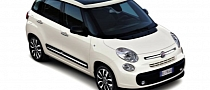 Fiat Launches 500L Panoramic Edition With Extra Goodies