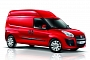 Fiat Launches Doblo XL Cargo Van in UK