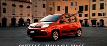 Fiat Panda Gets Imported from Italy Commercial [Video]