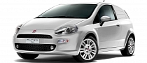 Fiat Punto Van Set to Make its UK Debut