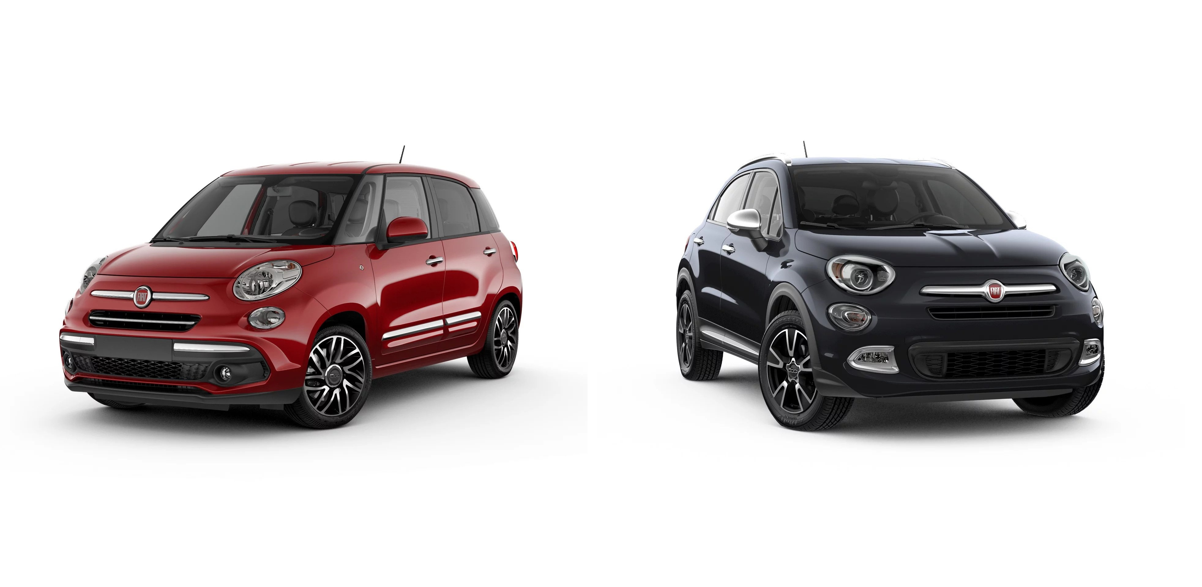 Fiat Reveals Chrome Appearance Packages For 500l 500x Despite