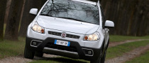 Fiat Sedici Crossover Facelift Unveiled, New Engines Included