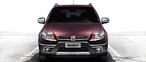 Fiat Sedici Gets Updated for 2012