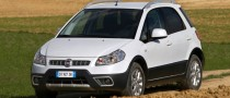 Fiat Sedici, Official Car of Juve's Training Camp