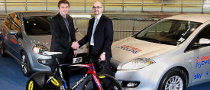 Fiat Signs 3-Year Deal with British Cycling