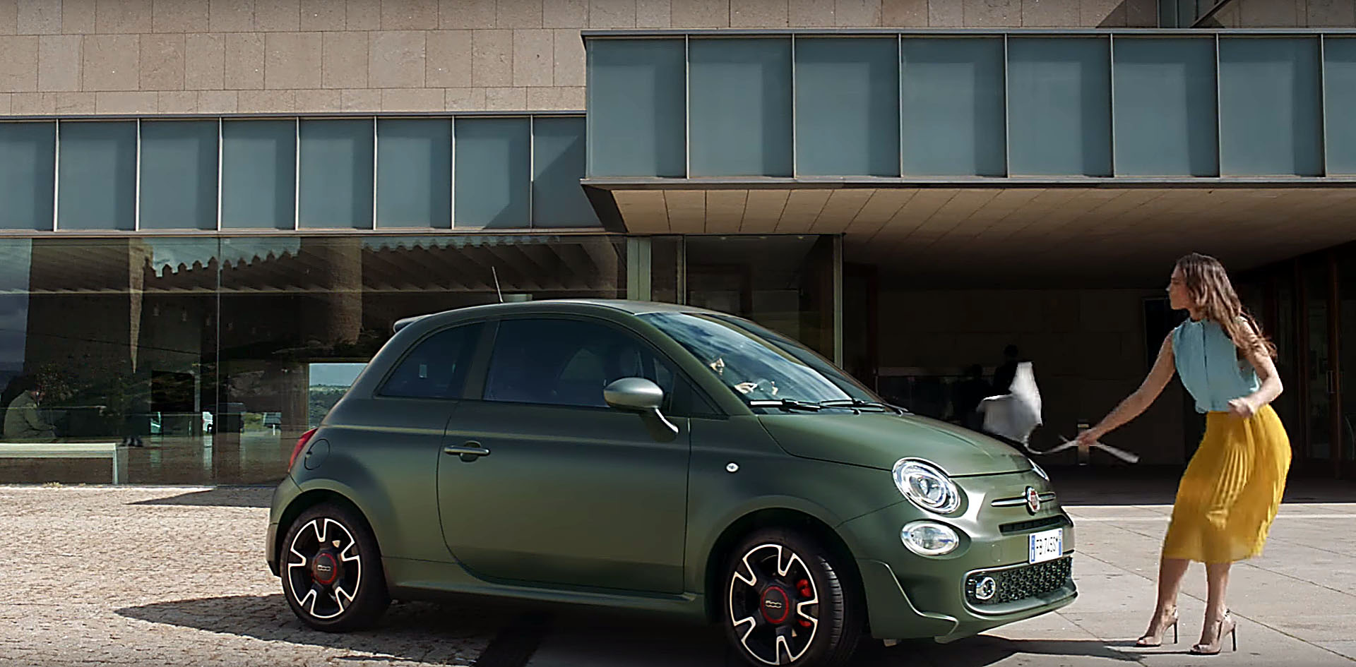 Fiat Strikes Again: Another ist Commercial, This Time for the ...