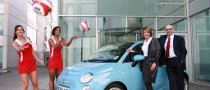 Fiat Supports UK Netball Series