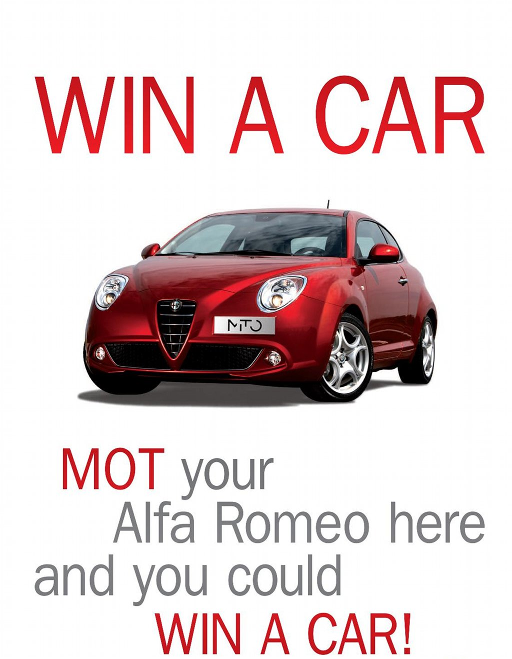 Fiat Throws In Punto Evo And Alfa MiTo In New Aftersales Promotion - Fiat promotion