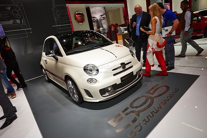 Fiat to Develop More Abarth Models