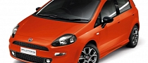 Fiat Upgrades Punto Lineup in the UK