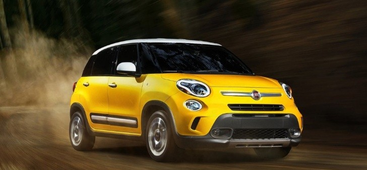 Fiat USA Expects Trekking Could Account for 50% of 500L Sales