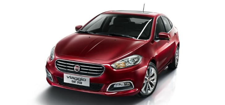 Fiat Viaggio - New Official Photos Released