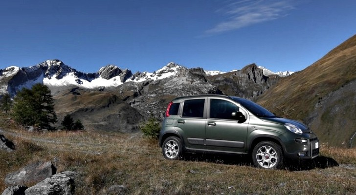 Fiat Working on Panda Crossover