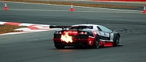 Fiery Lamborghini Exhaust Can be Used for Cooking
