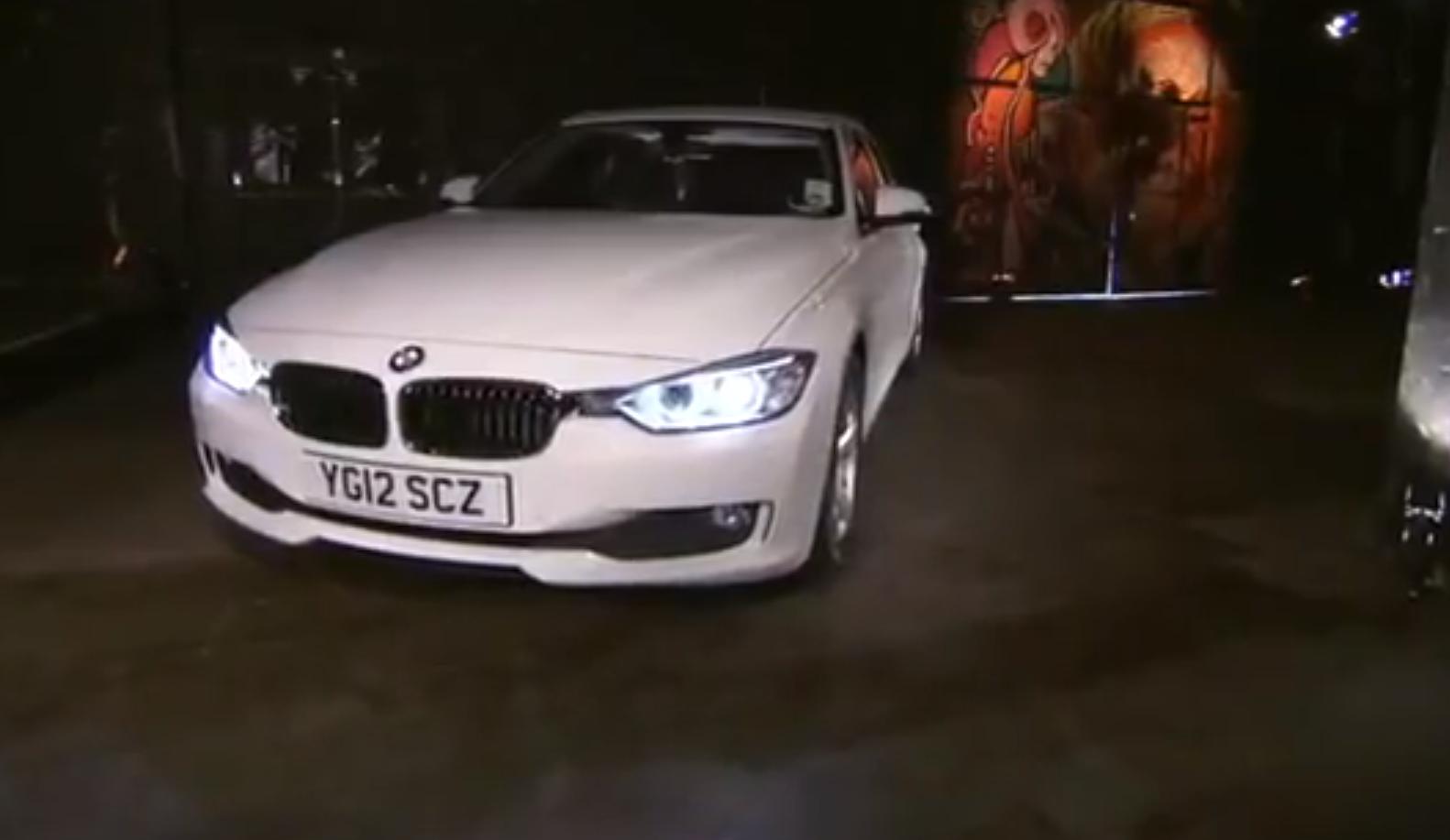 Used Car Finder >> Fifth Gear Team Tests BMW F30 320d EfficientDynamics ...