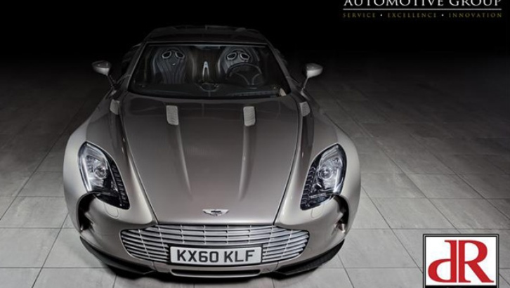 Final Aston Martin One-77 For Sale