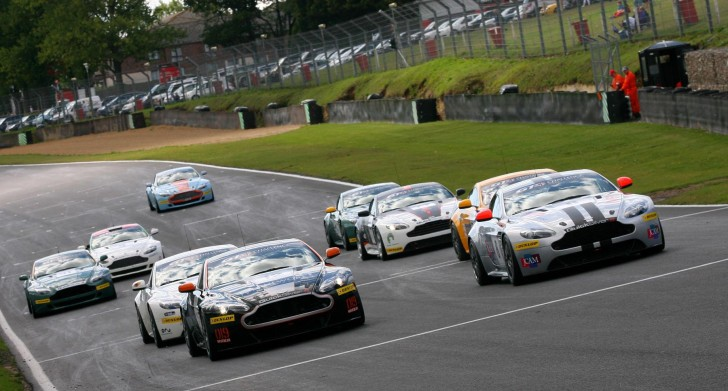 Final Round of Aston Martin GT4 Challenge Coming to Dijon