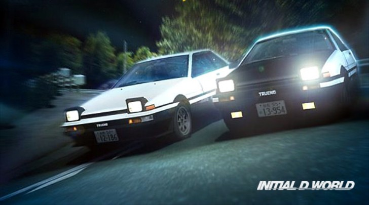 Final Stage The Last Initial D Anime Series Airing In Japan Autoevolution
