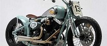 Finest Custom Harley Revs Up for Motorcycle Live