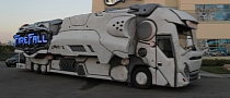 FireFall Gaming Truck Built by WCC [Photo Gallery]