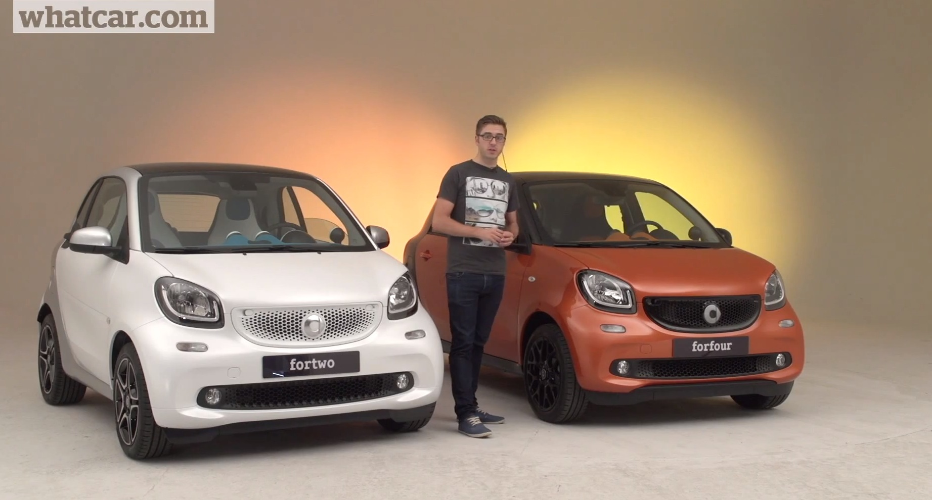 first look at 2014 smart fortwo and forfour from what car autoevolution. Black Bedroom Furniture Sets. Home Design Ideas