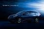 First 2012 Honda CR-V Official Images Released