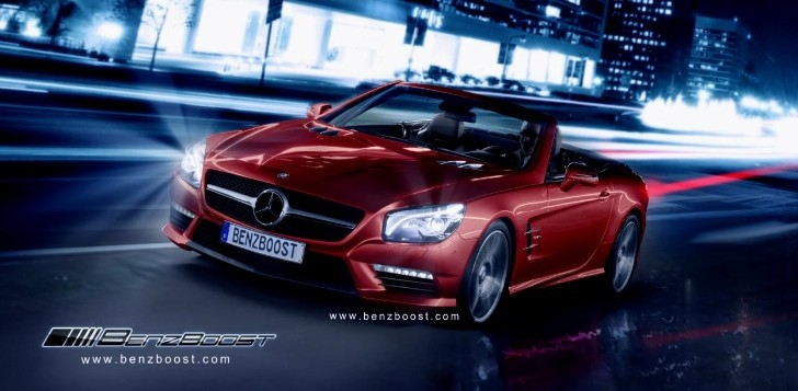 First 2013 Mercedes SL63 AMG in the US to Be Auctioned