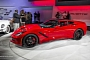 First 2014 Corvette Stingray to Be Auctioned at Barrett-Jackson
