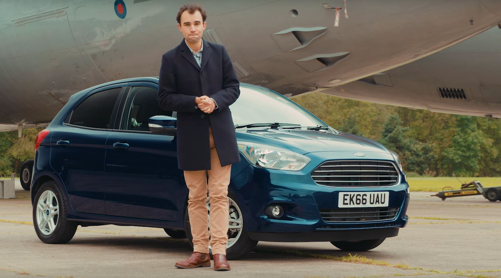 First  Ford Ka Review Says Its Practical But Not Cute