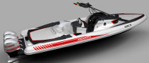 First Abarth Powerboat Detailed