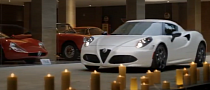 First Alfa Romeo 4C Videos Promote US Return and Configurator [Video]