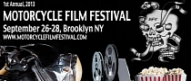 First Annual Motorcycle Film Festival Debuts This September