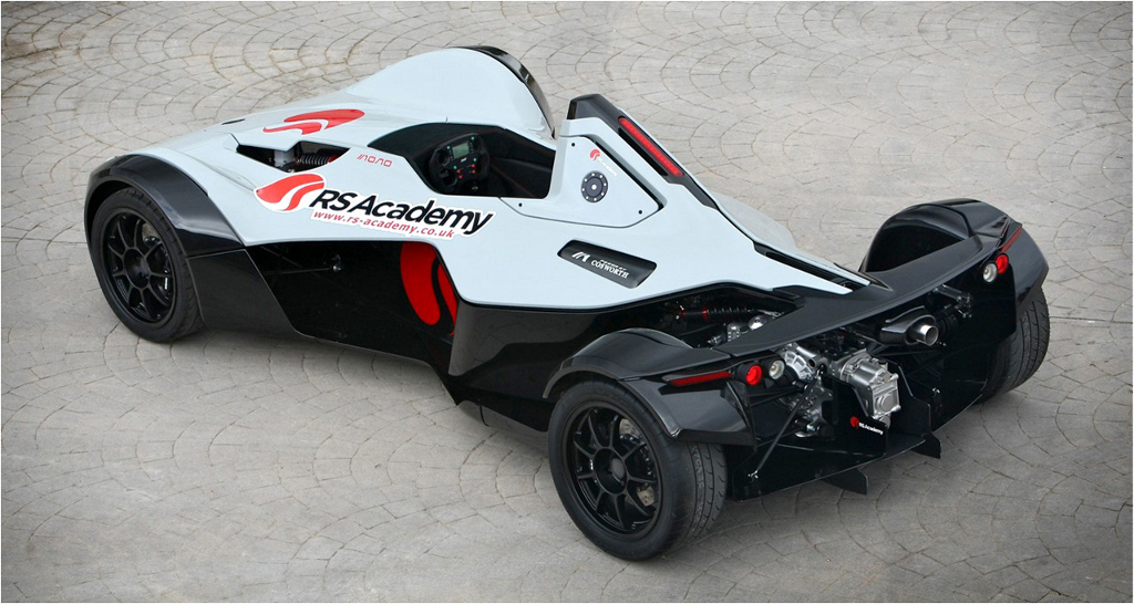 A Racing Car Reaches A Speed Of