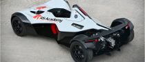 First BAC Mono Track Cars Join the RS Academy