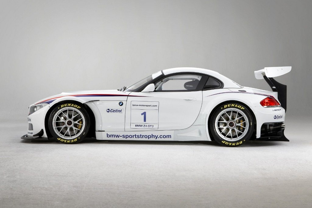 First Bmw Z4 Gt3 Race Cars Delivered Autoevolution