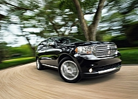 The Durango will arrive at dealers by the end of the year