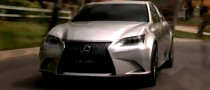 First Dynamic Video of Lexus LF-Gh Hybrid Concept Released