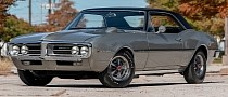 First-Ever 1967 Pontiac Firebird Coupe Can Be Had at Auction