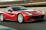 First Ferrari F12 Berlinetta in the US Heading to Sandy Relief Auction