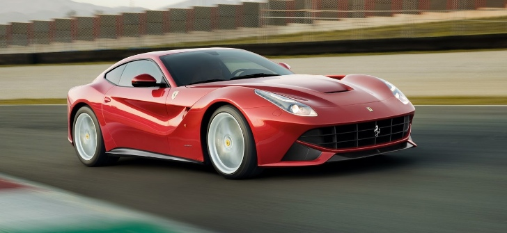 first ferrari f12 berlinetta in the us heading to sandy relief auction autoevolution. Black Bedroom Furniture Sets. Home Design Ideas
