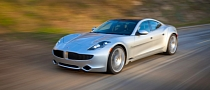 First Fisker Karma in Britain Auctioned Off for £140,000