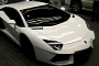 First Lamborghini Aventador Lands in Dubai [Video]