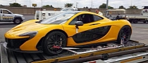 First McLaren P1 Reaches South Africa Before Official Launch