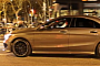First Mercedes Benz CLA AMG Line Spotted in Spain [Video]