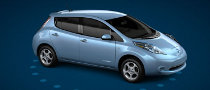 First Nissan Leaf Arrives in Hawaii