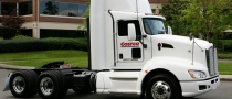 First Paccar MX Engine Truck Delivered to Costco